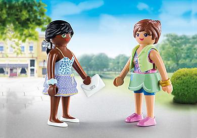 70691 DuoPack tytöt ostoksilla