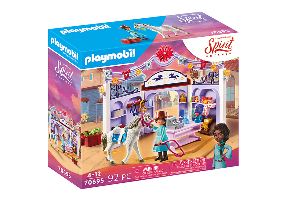 70695 Miradero Loja de equitação detail image 2