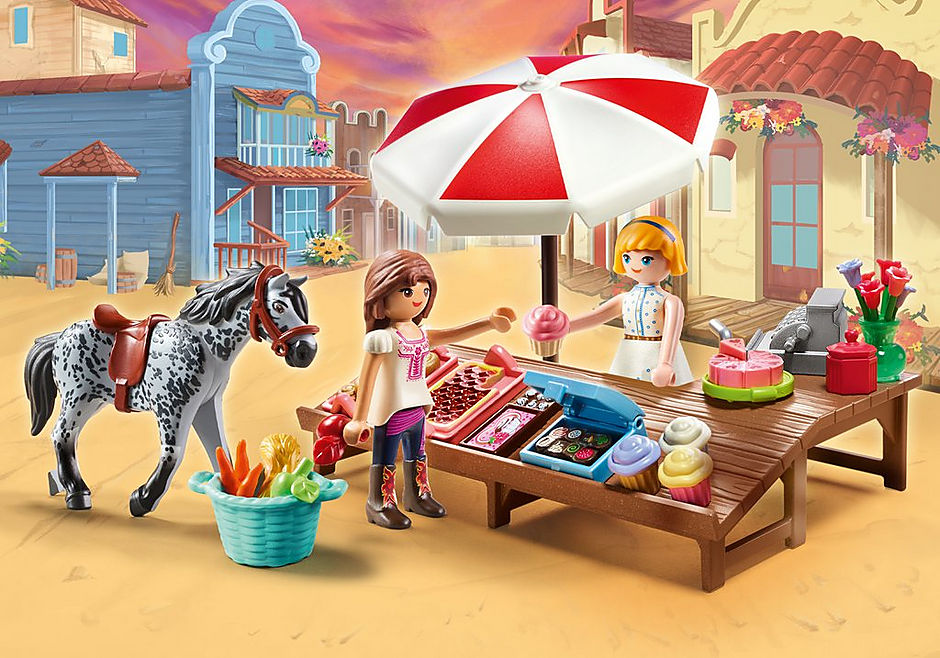 70696 Miradero Candy Stand detail image 1