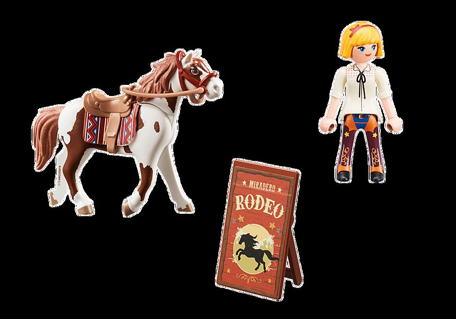 70698 Abigail al rodeo detail image 3