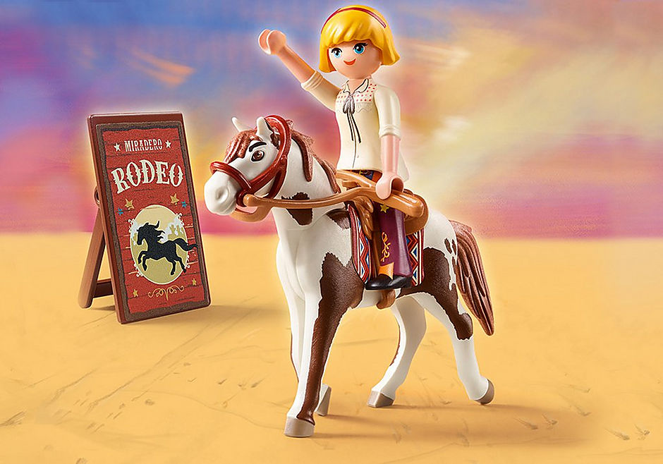 70698 Abigail al rodeo detail image 1