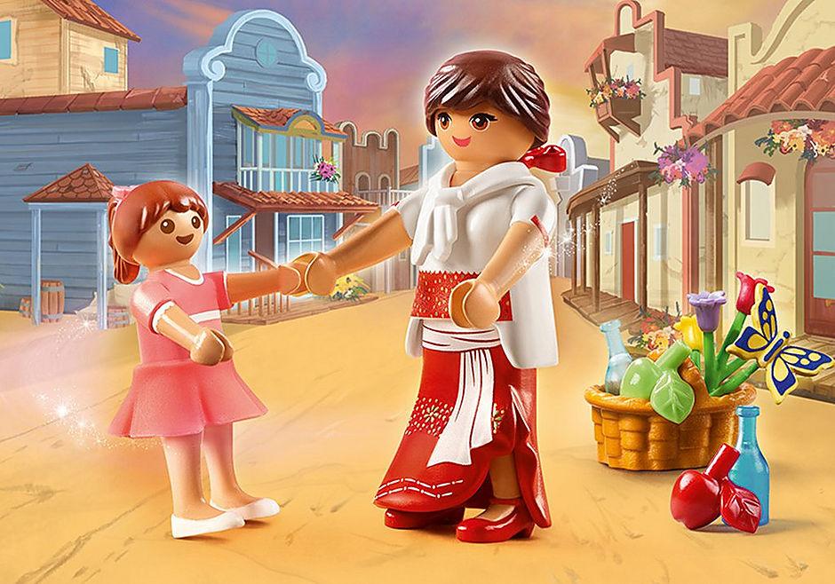 70699 Lucky enfant avec Milagro detail image 1