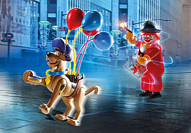 70710 SCOOBY-DOO! Adventure with Ghost Clown
