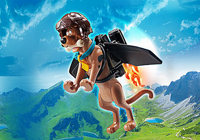 70711 SCOOBY-DOO! Scooby con jet pack