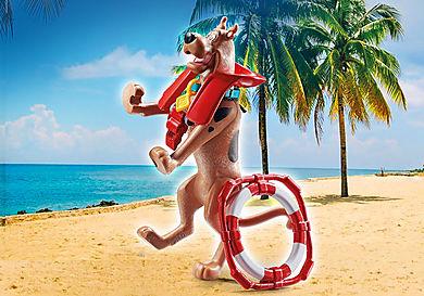 70713 SCOOBY-DOO! Collectible Lifeguard Figure