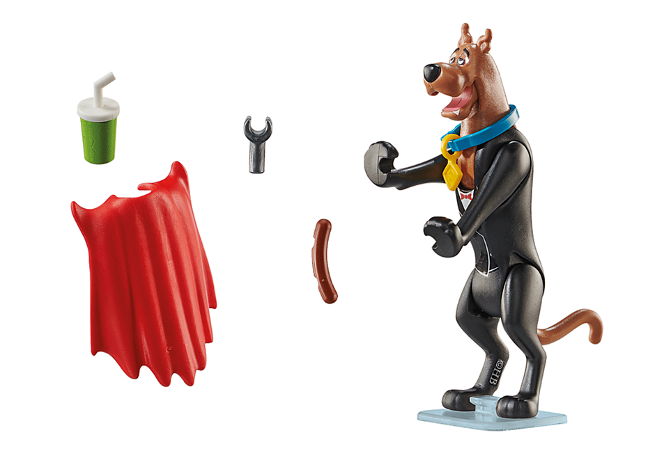 70715 SCOOBY-DOO! Collectible Vampire Figure detail image 3