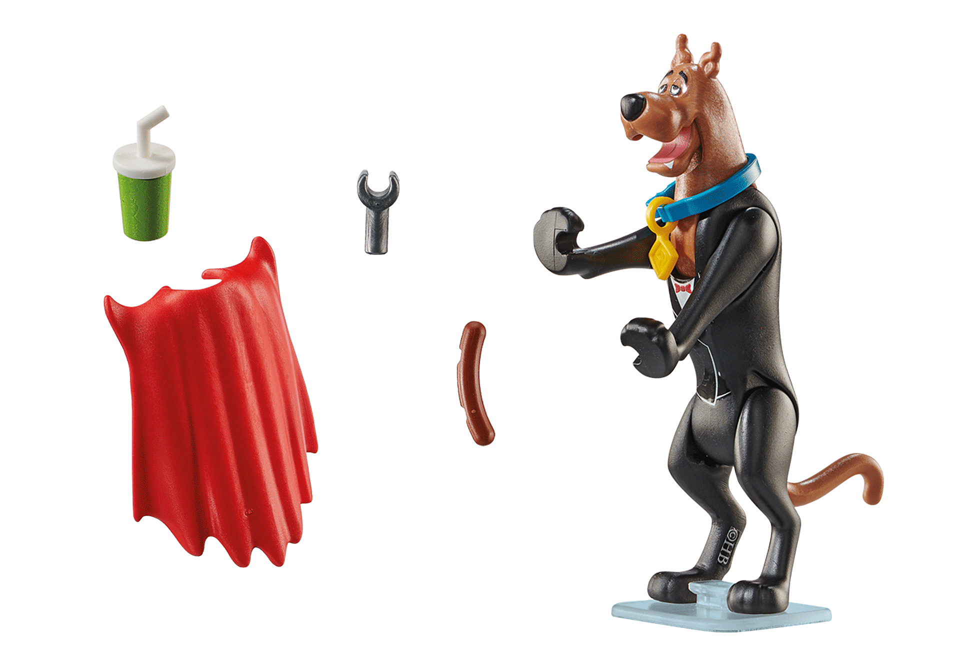 70715 SCOOBY-DOO! Collectible Vampire Figure zoom image3