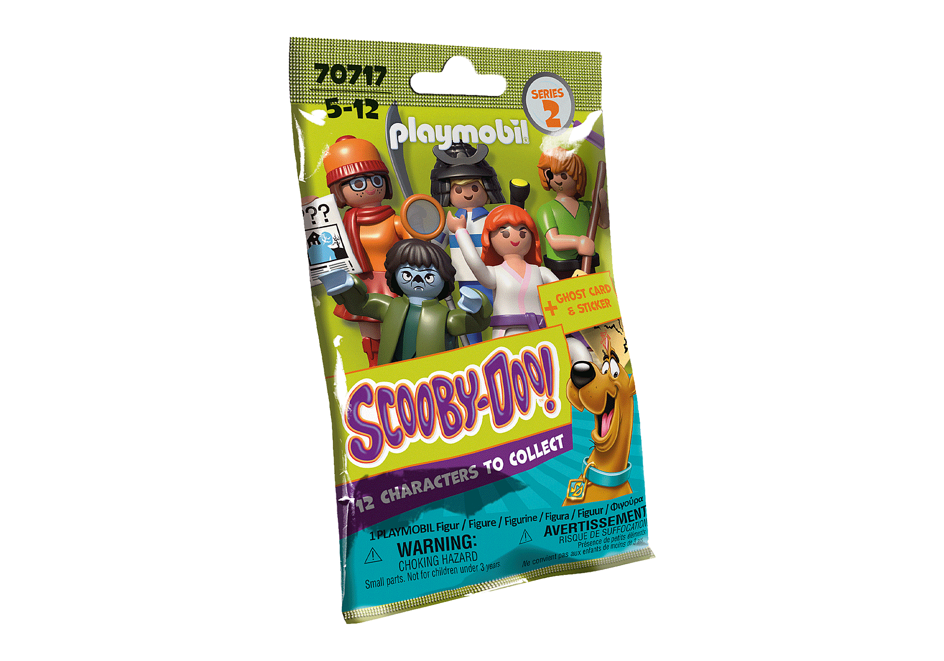 70717 SCOOBY-DOO! Mystery Figures (Series 2) zoom image2