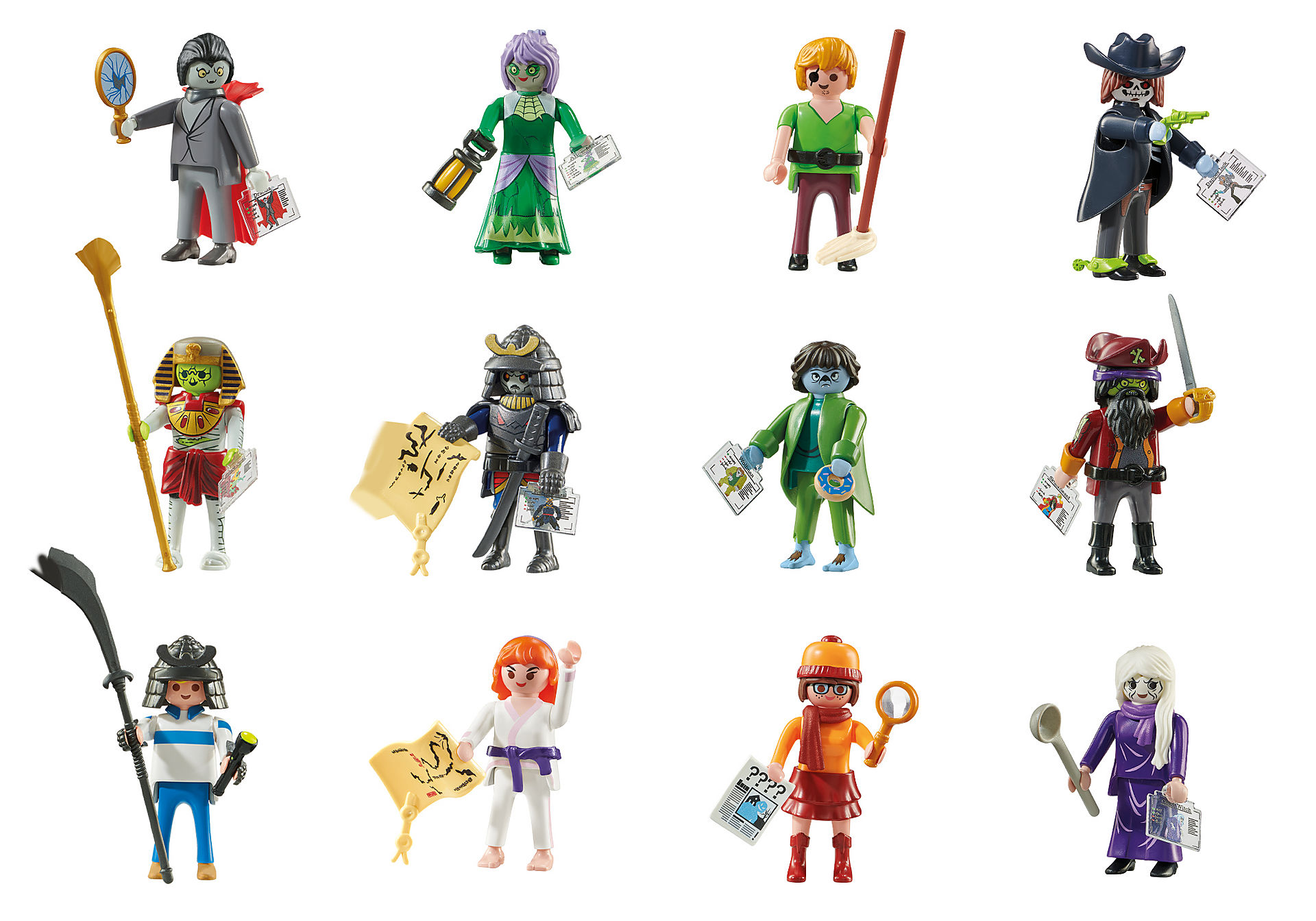 70717 SCOOBY-DOO! Mystery Figures (Series 2) zoom image3