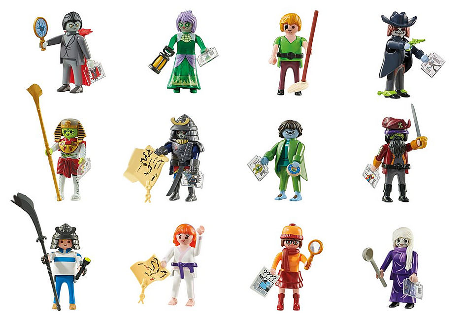 70717 SCOOBY-DOO! Mystery Figures (Series 2) detail image 3