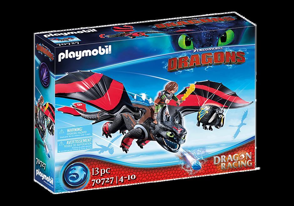 70727 Dragon Racing: Hipo y Desdentao  detail image 2