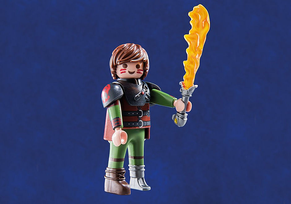 70727 Dragon Racing: Hiccup and Toothless detail image 7