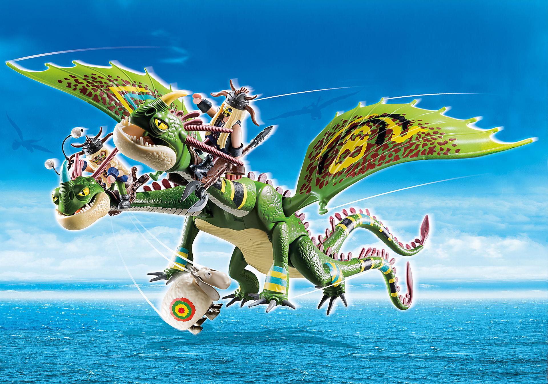 70730 Dragon Racing: Szpadka i Mieczyk z Jot & Wym zoom image1
