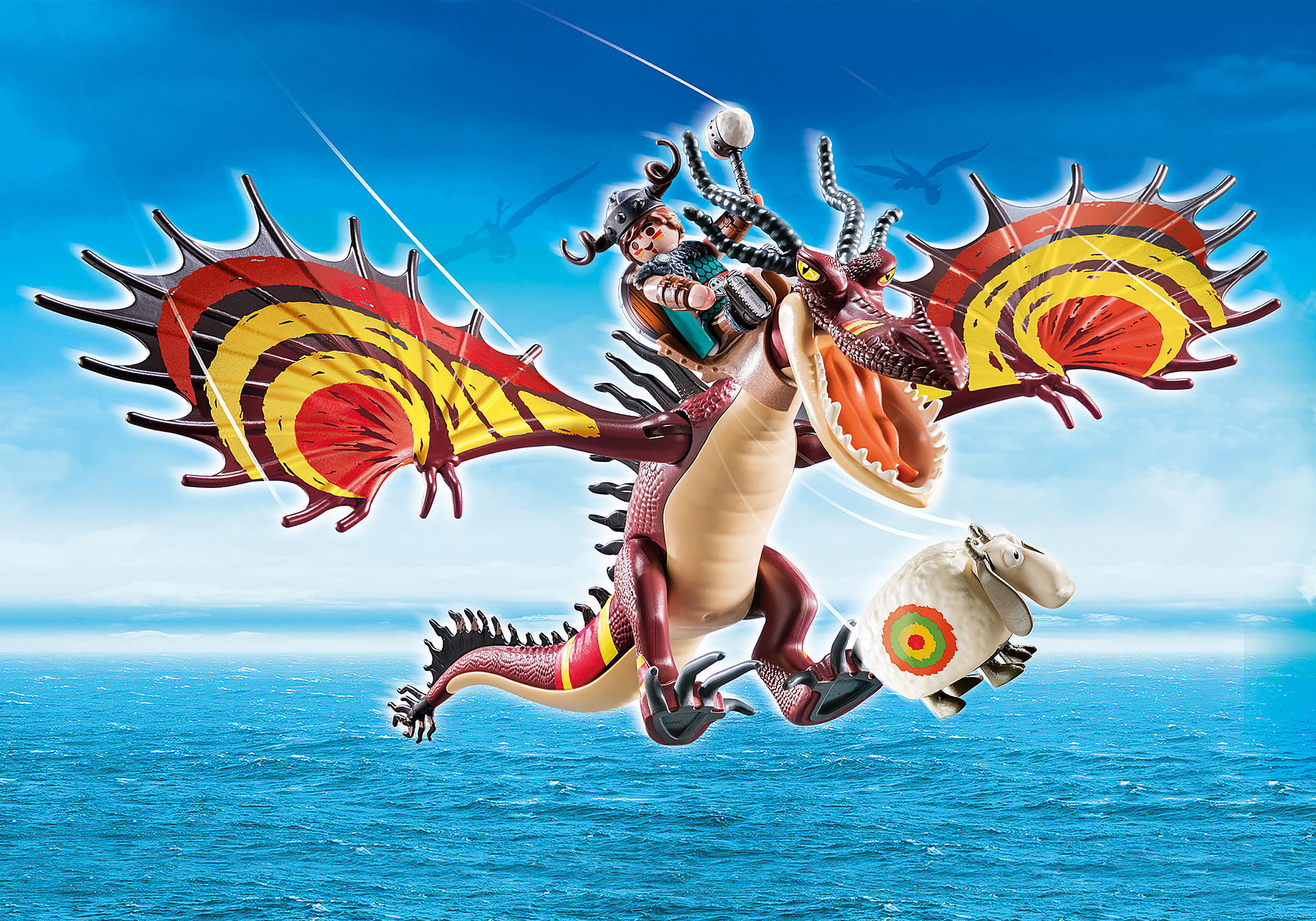 70731 Dragon Racing: Sączysmark i Hakokieł zoom image1