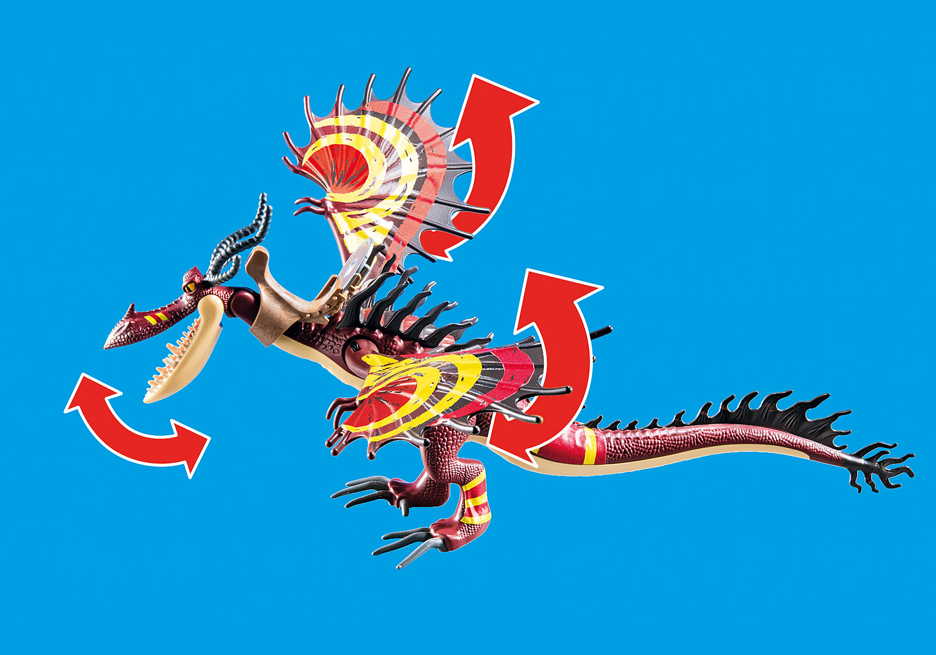 70731 Dragon Racing: Snotlout and Hookfang   zoom image4