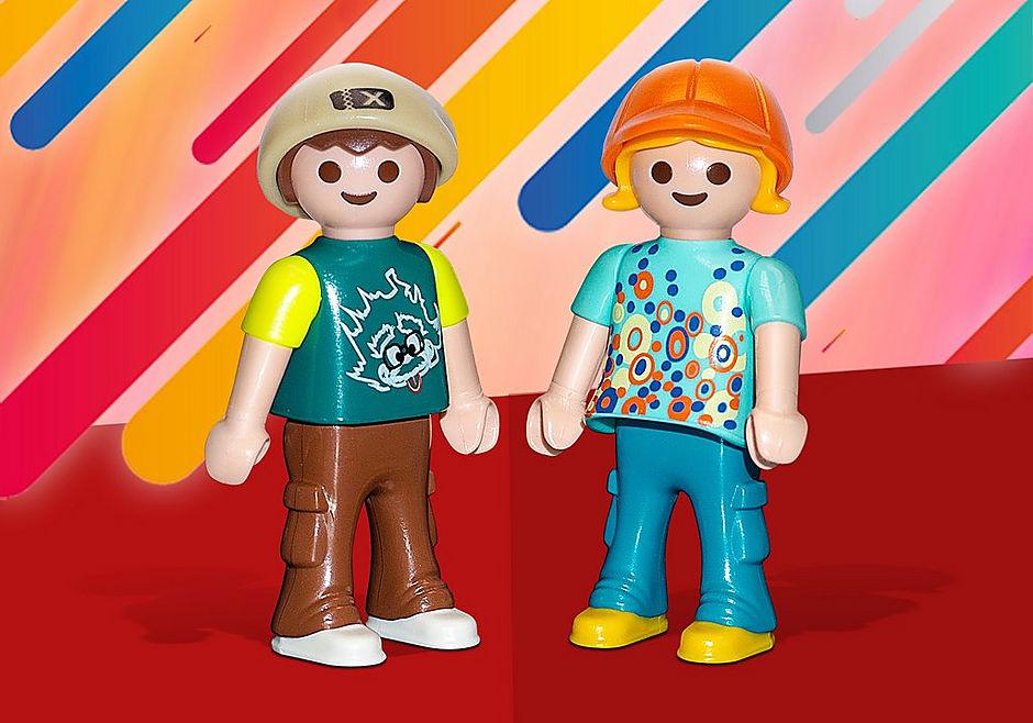 70738 Lisa og Bennet detail image 1