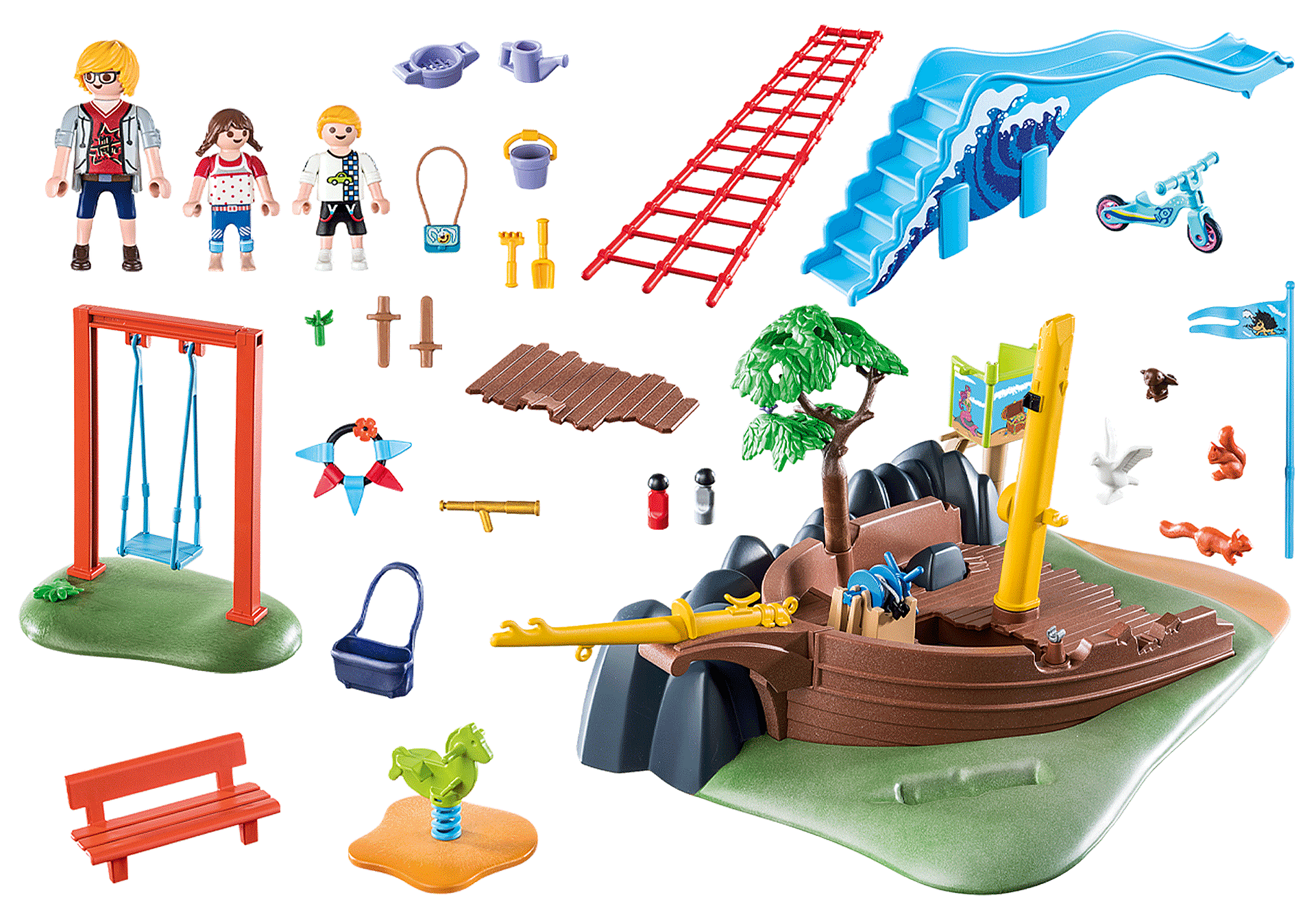 70741 Playground Adventure with Shipwreck zoom image3