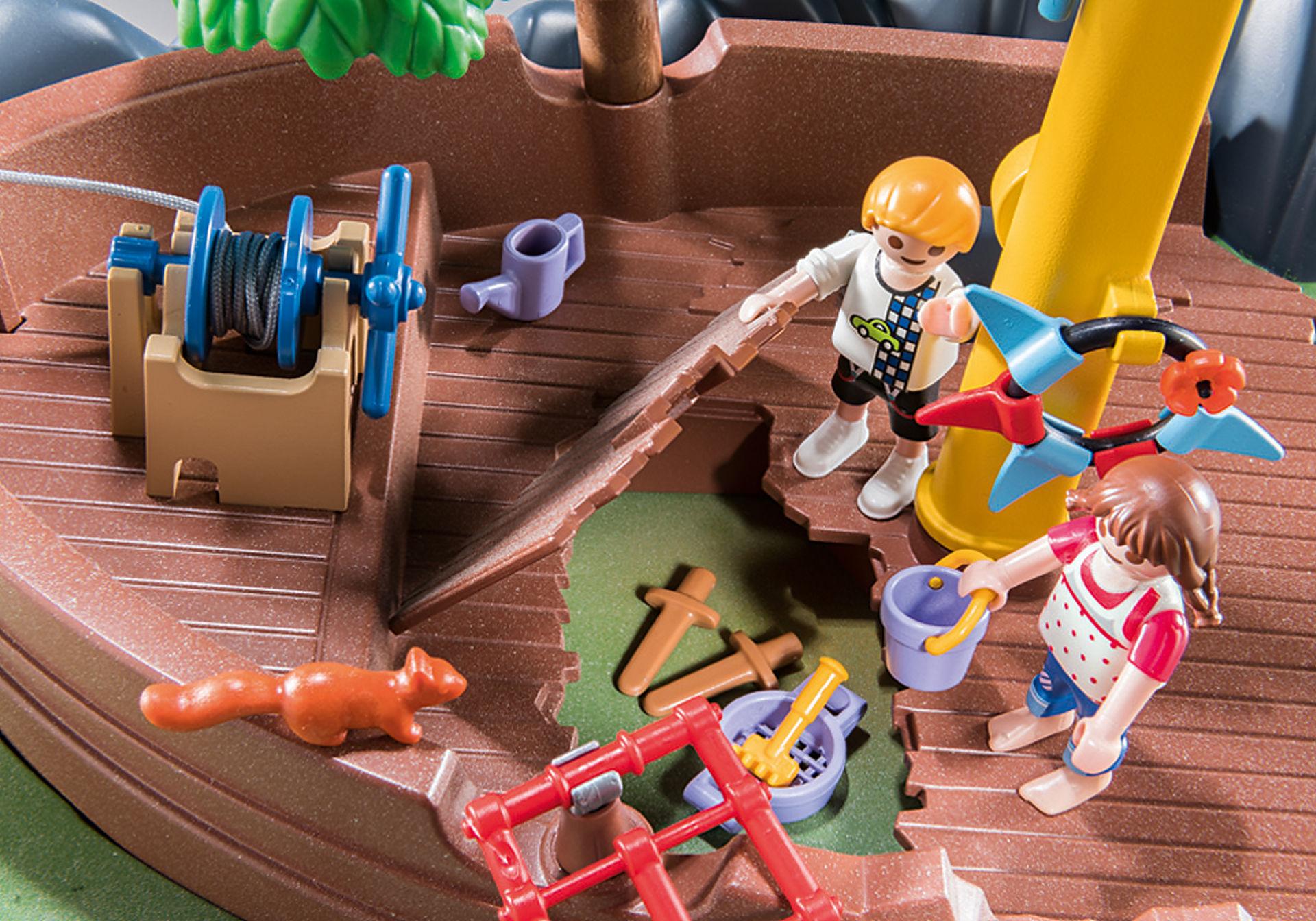 70741 Avontuurlijke speeltuin met scheepswrak zoom image4