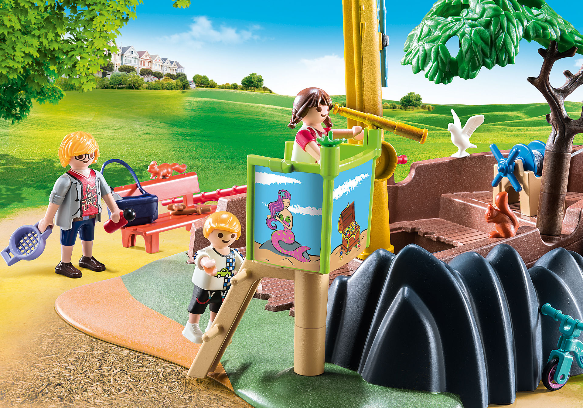 70741 Parco giochi dei pirati zoom image6
