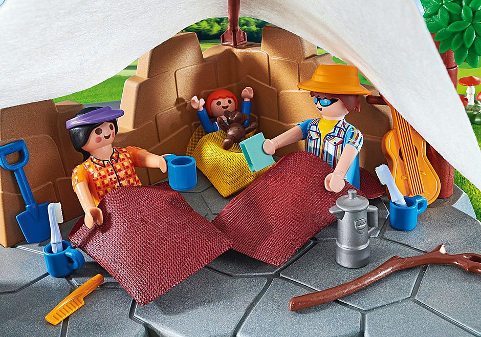 70743 Familj på campingutflykt detail image 5