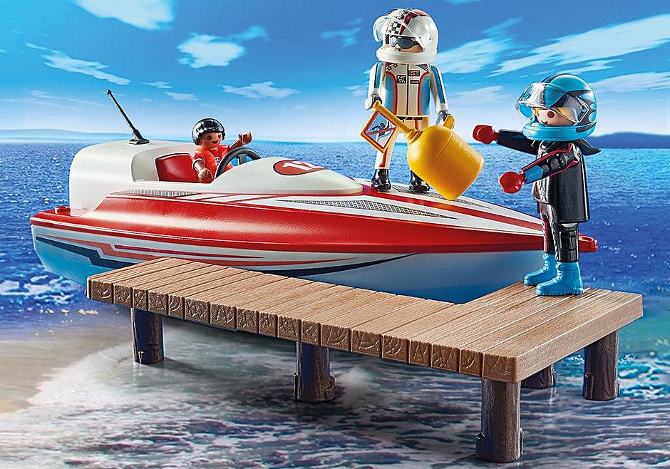 70744 Speedboat Racer detail image 3