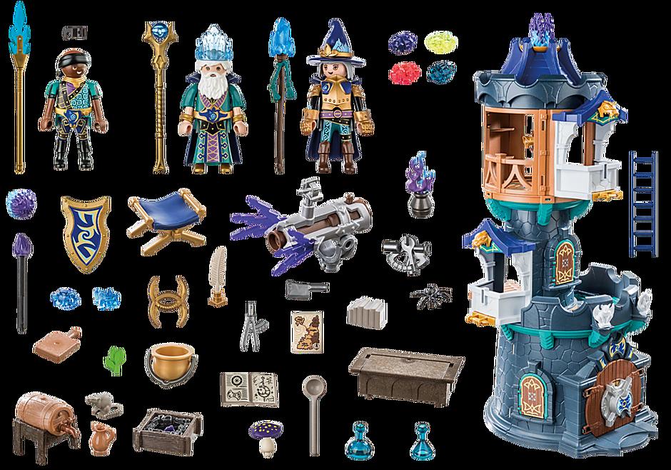 70745 Violet Vale - Wieża czarodzieja detail image 3