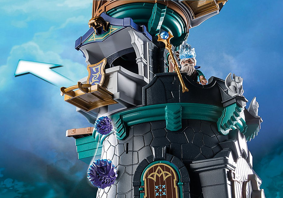 70745 Violet Vale - Tour des magiciens  detail image 4