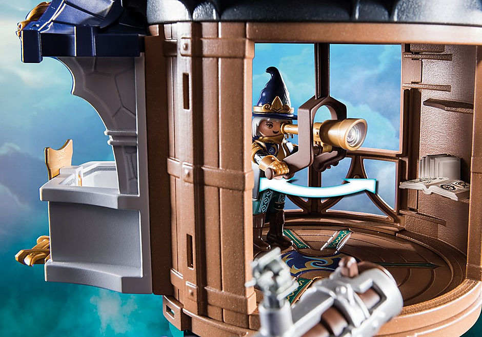 70745 Violet Vale - Troldmandstårn detail image 5