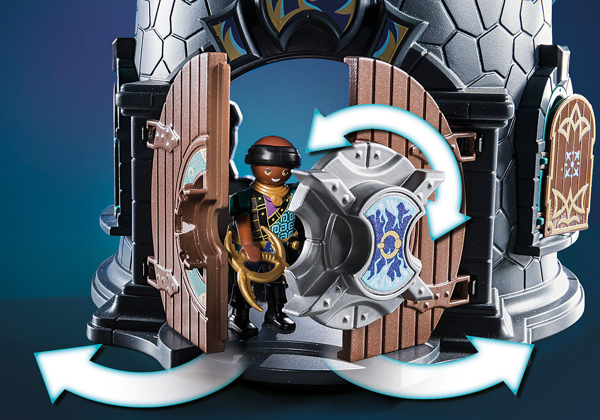 70745 Violet Vale - Tour des magiciens  zoom image7