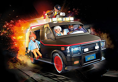 70750 The A-Team Van