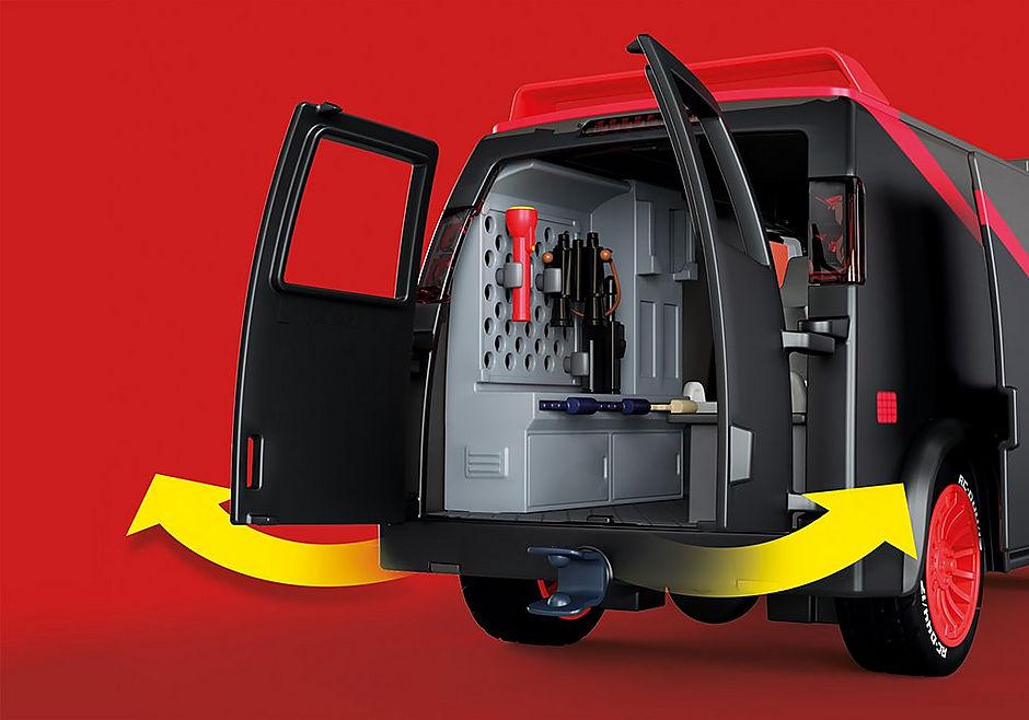 70750 The A-Team Van detail image 5