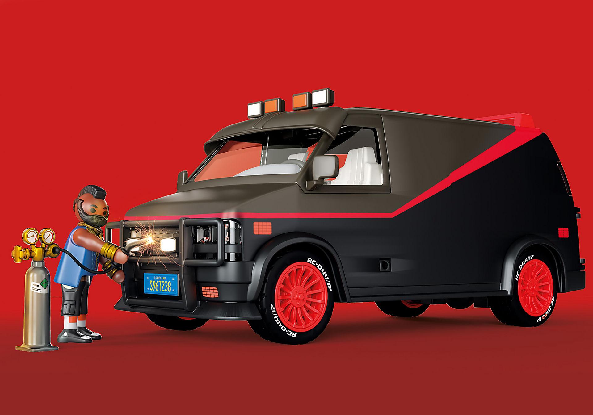 70750 La furgoneta del Equipo A zoom image6