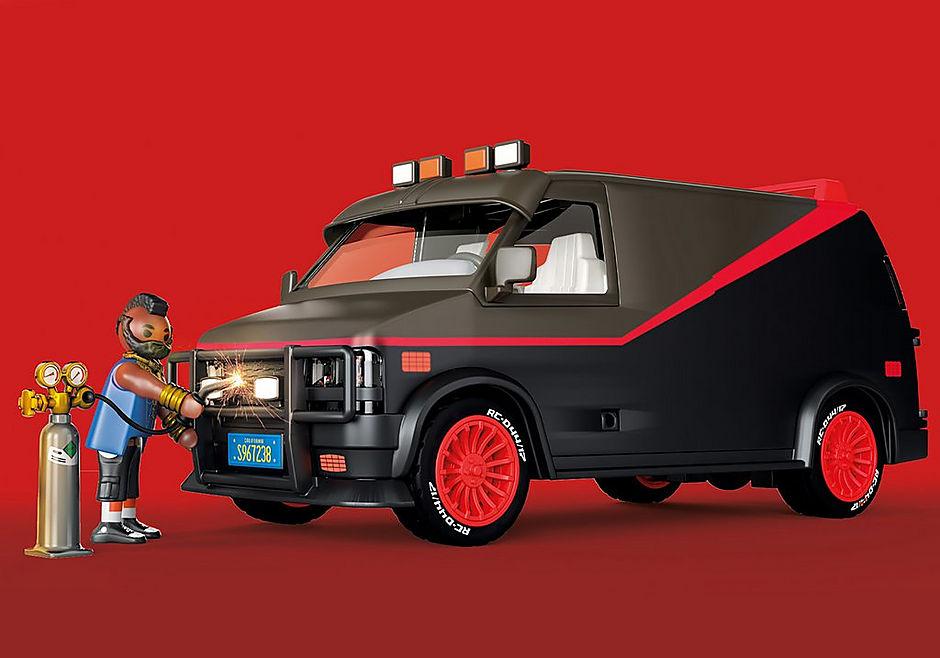 70750 The A-Team Van detail image 6