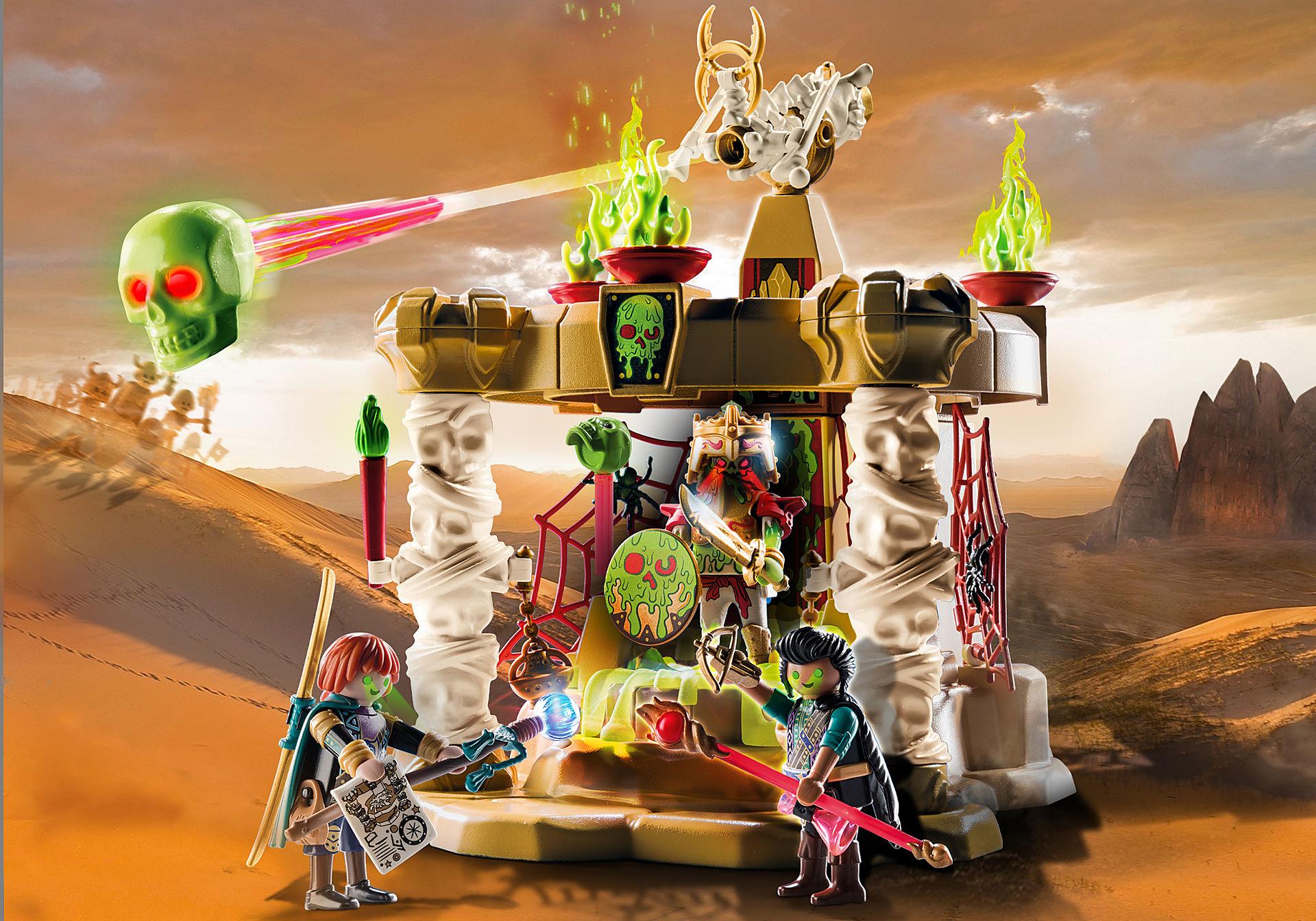 70751 Sal'ahari Sands - Templo del Ejército de Esqueletos zoom image1
