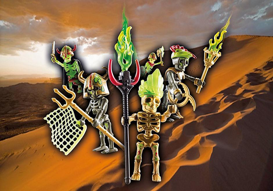 70752 70752 Skeleton verrassingsbox - Sal'ahari Sands skeletstrijder (serie 1) detail image 1