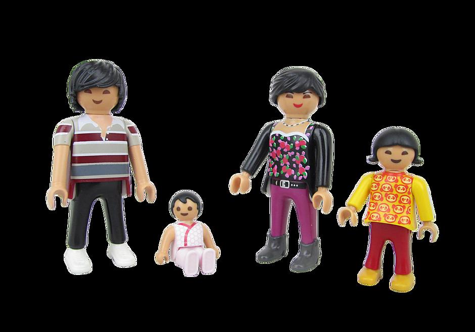 70753 Family Figure Set 1 detail image 1