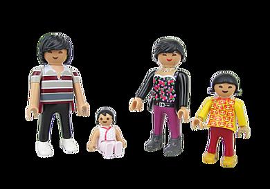 70753 Family Figure Set 1