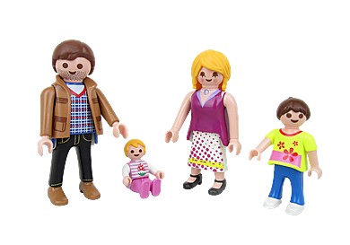 70754 Adultes avec enfants G