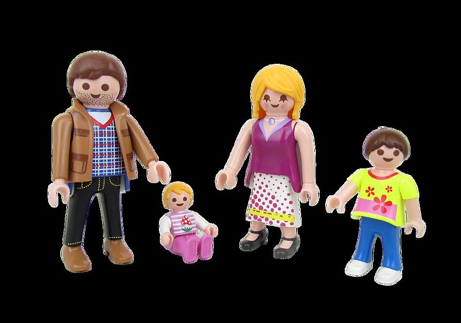 70754 Family Figure Set 2 detail image 1