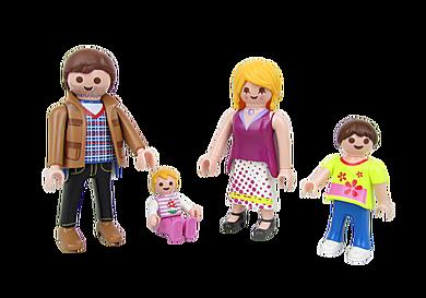 70754 Family Figure Set 2