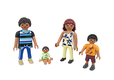 70755 Adultes avec enfants E