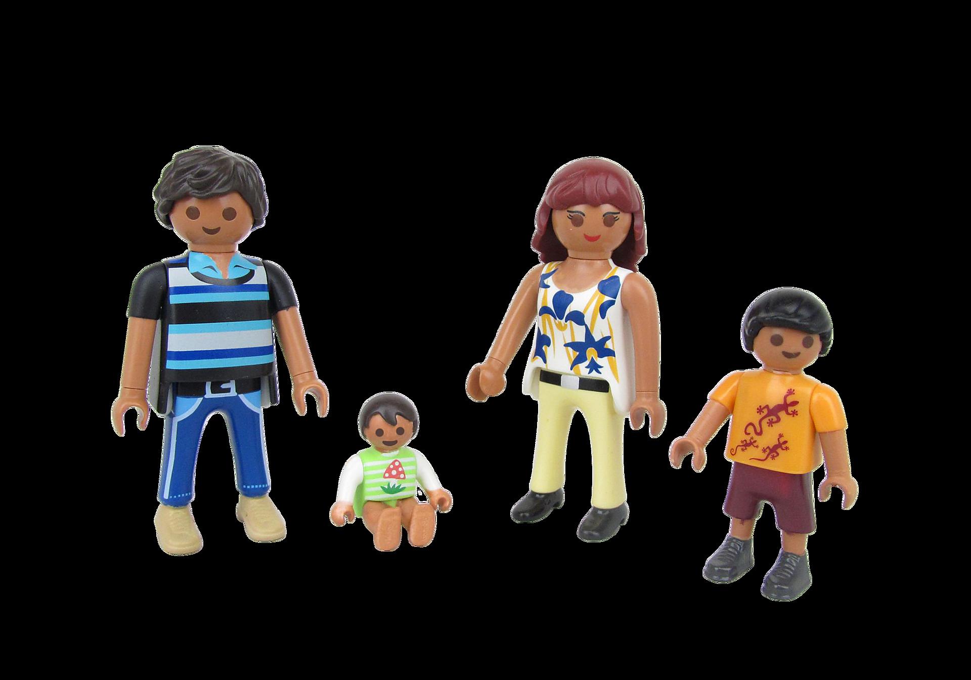 70755 Family Figure Set 4 zoom image1