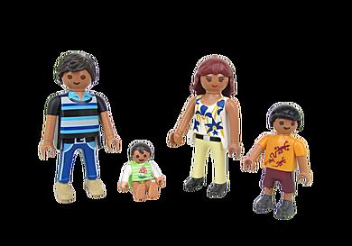 70755 Family Figure Set 4