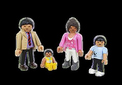 70756 Family Figure Set 5