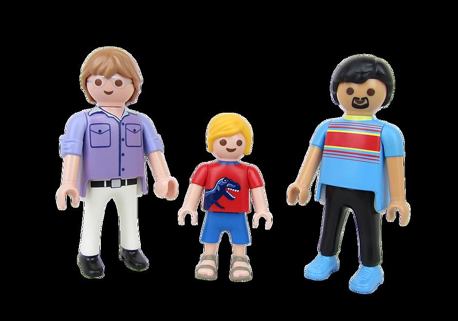 70759 Adultes avec enfant H detail image 1