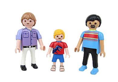 70759 Family Figure Set 7