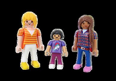 70760 Family Figure Set 8