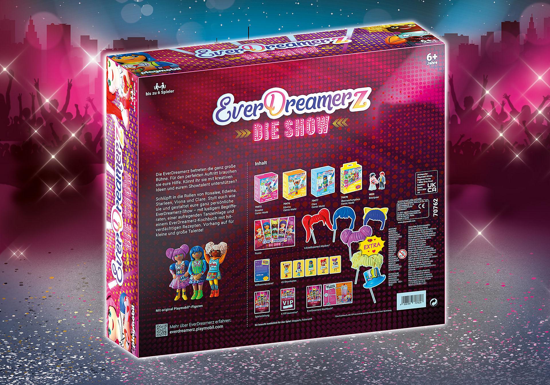 70762 PLAYMOBIL®Box. EVERDREAMERZ Die Show: Das große Spielevent für die ganze Familie zoom image2