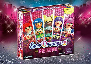 70762 PLAYMOBIL®Box. EVERDREAMERZ Die Show: Das große Spielevent für die ganze Familie