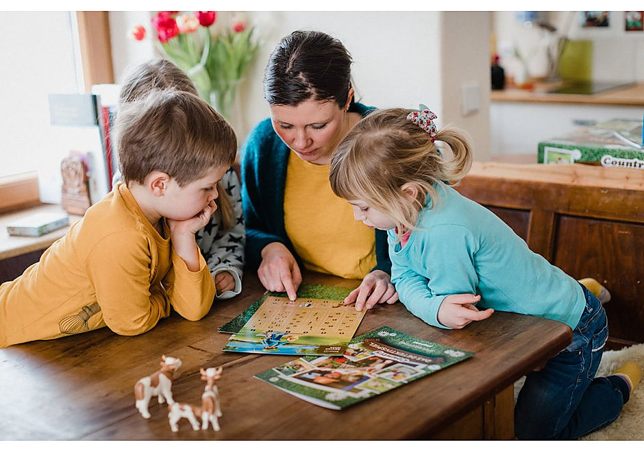 70763 PLAYMOBIL®Box: COUNTRY Das Detektivspiel Das Familienevent detail image 5